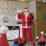 サンタさんがきました!画像